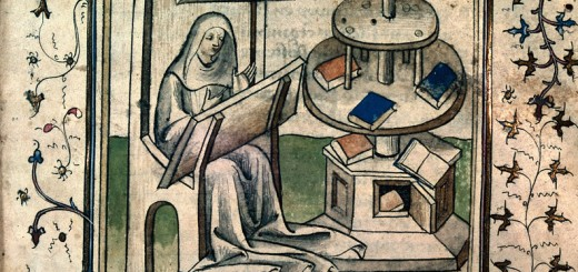 Consolation de philosophie - BM Macon ms. 95